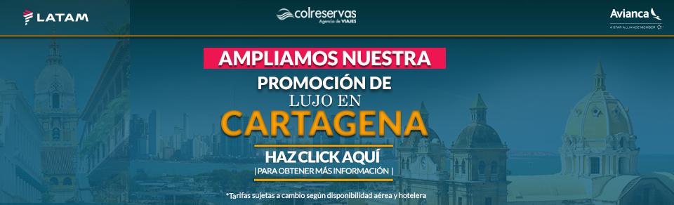 Planes turísticos a Cartagena