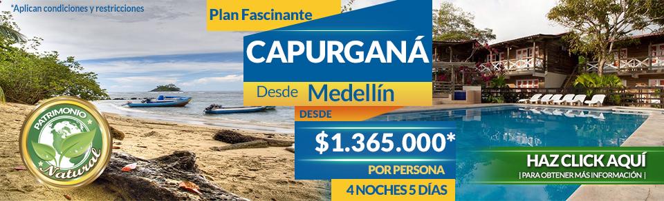 Planes Turísticos a Capurganá, Hotel Nautilos