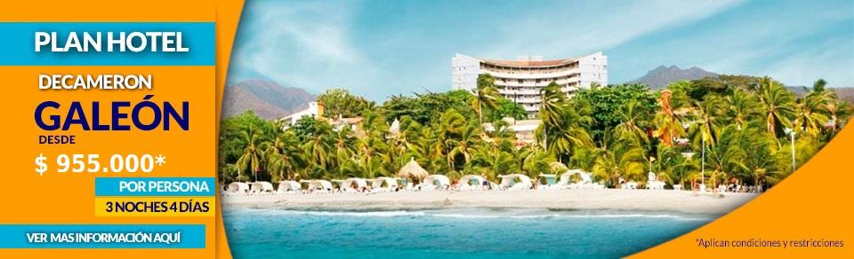 Planes Turísticos a Santa Marta