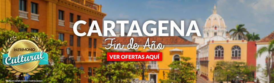 Planes turísticos en Cartagena