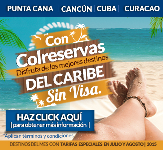 Destinos del Caribe Sin Visa