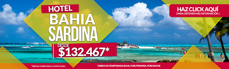 Planes Turísticos en San Andrés Islas - Colombia