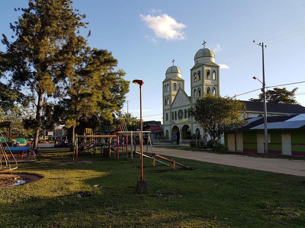 Parque municipio de La Macarena