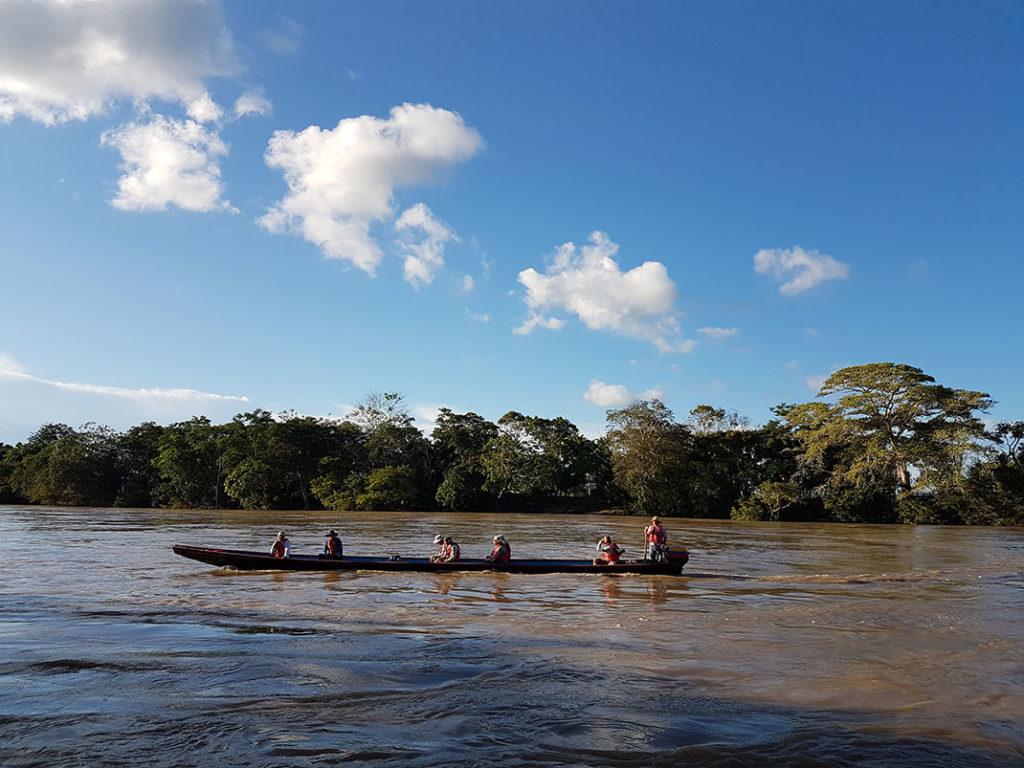 Recorrido por el Río Guayabero