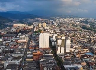 Manizales, capital de Caldas