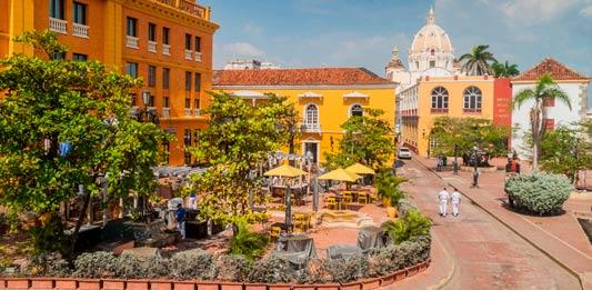 Un recorrido por Cartagena